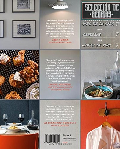 libro edmonton cooks: signature recipes from the city's be