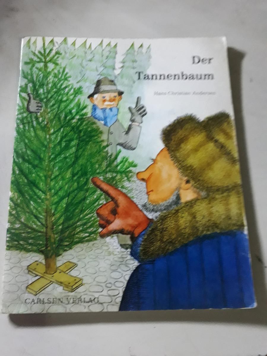 Andersen Der Tannenbaum.Libro El Abeto Hans Christian Andersen Der Tannenbaum 135 00