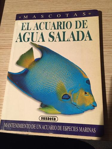 libro el acuario de agua salada