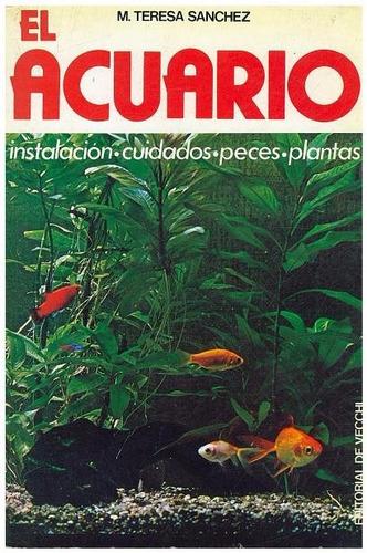 libro, el acuario de m. teresa sanchez.
