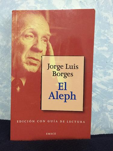 libro el aleph ( jorge luis borges)