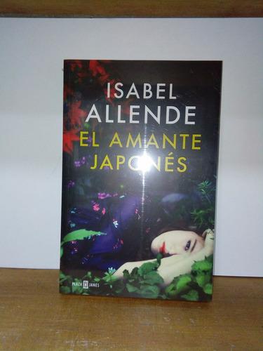 libro el amante japones de isabel allende