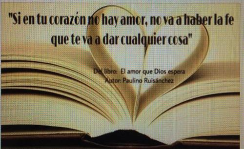 libro el amor que dios espera