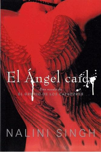 libro el ángel caído nalini singh pdf