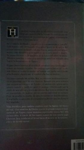 libro el arbol de la vida misterios osiris 1 christian jacq