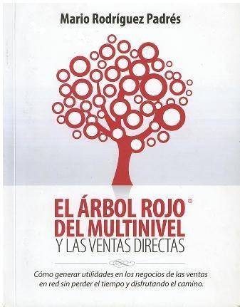 libro, el arbol rojo del multinivel y las ventas directas.