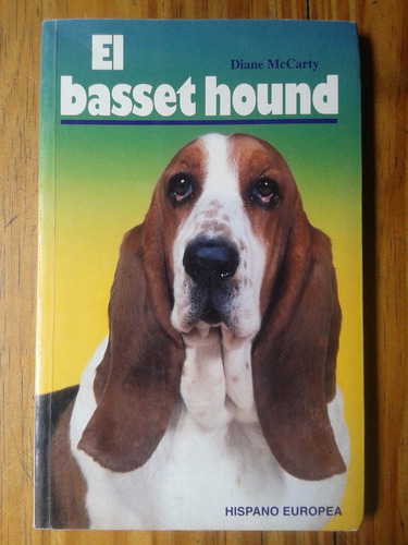 libro el basset hound editorial hispano europea