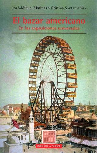 libro: el bazar americano (en las exposiciones universales)