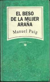 libro el beso de la mujer araña novela