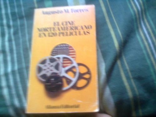 libro   el cine norteamericano en 120 películas