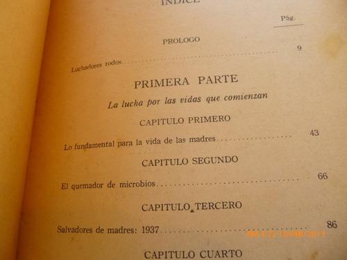 libro el combate de la vida--paul de kruif (187