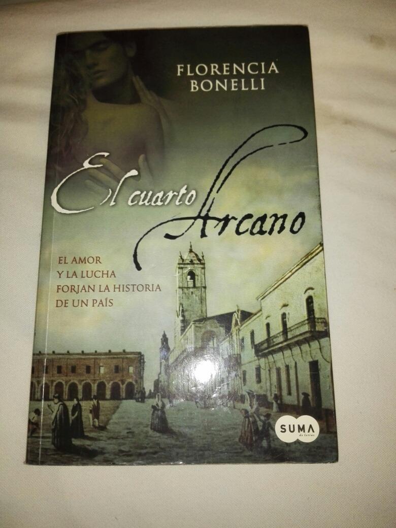 Libro El Cuarto Arcano De Florencia Bonelli - $ 250,00 en Mercado Libre
