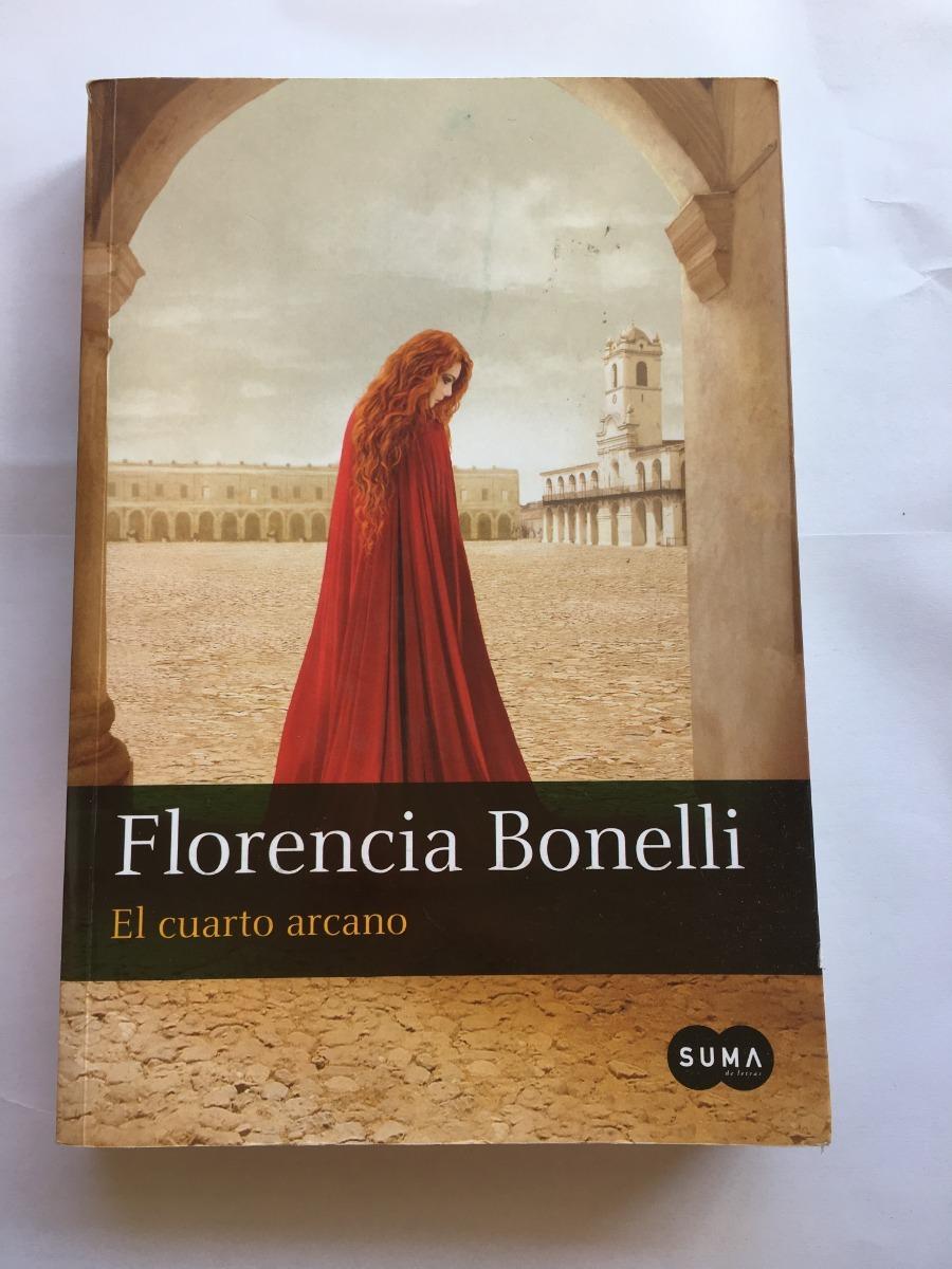 Libro: El Cuarto Arcano De Florencia Bonelli - $ 399,00 en Mercado Libre