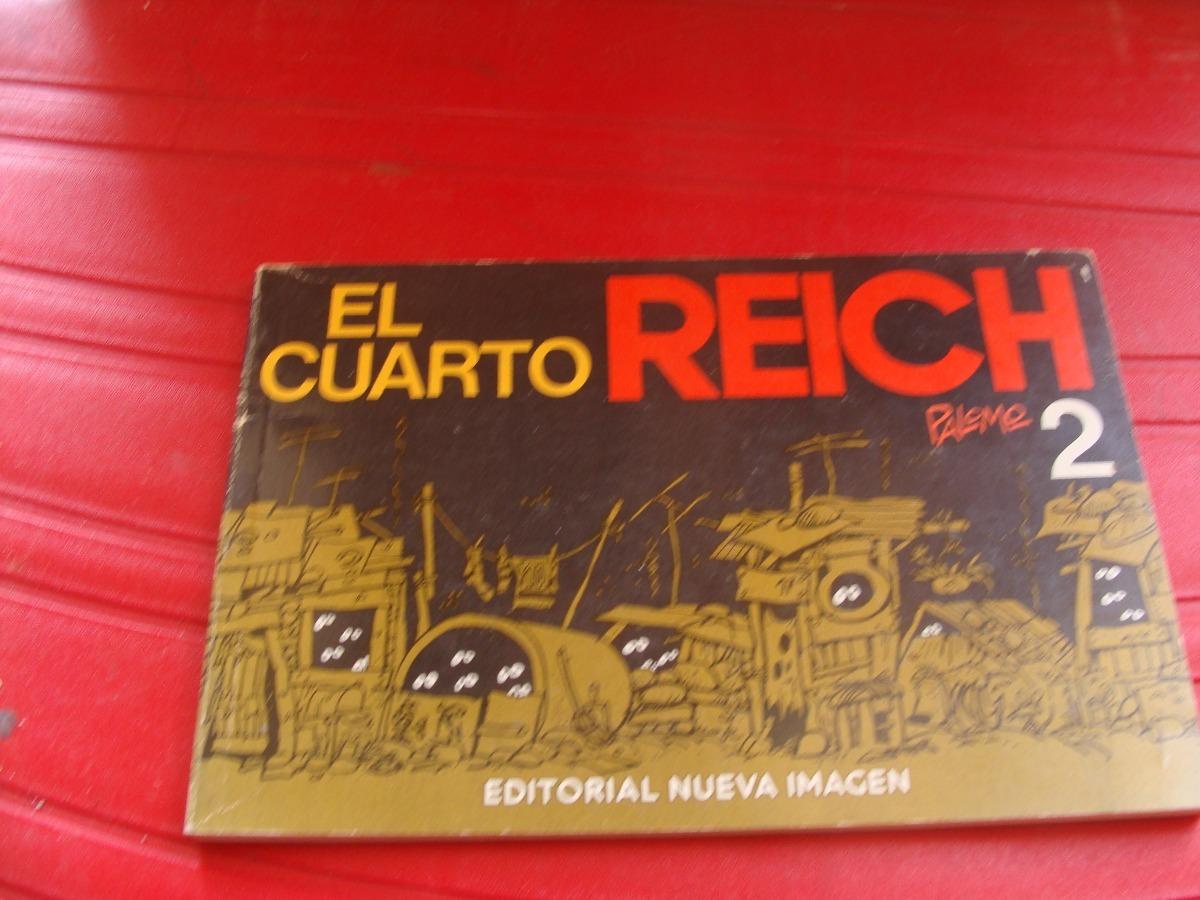 Libro El Cuarto Reich 2 , Palomo - $ 120.00 en Mercado Libre