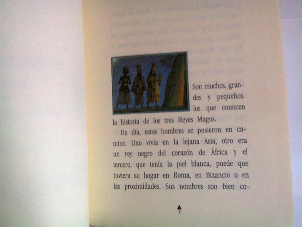 Libro El Cuarto Rey Mago Willi Fahrmann Con Ilustraciones - $ 280.00 ...