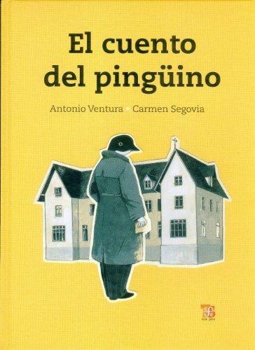 libro el cuento del pinguino - nuevo