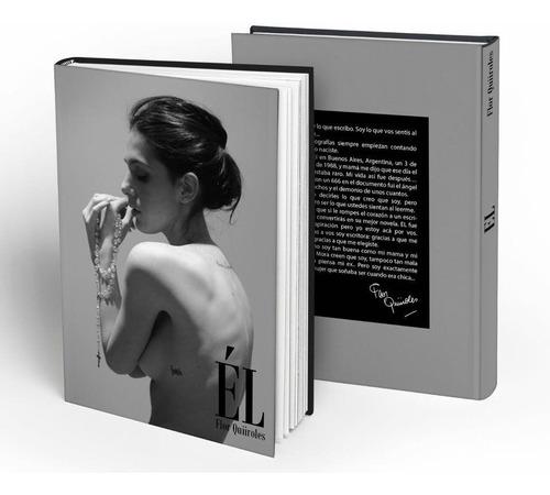 libro - él - de flor quiiroles segunda edición 2018