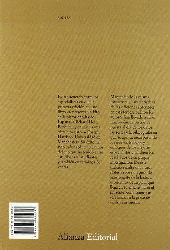 libro el desarrollo de la españa contemporánea - nuevo