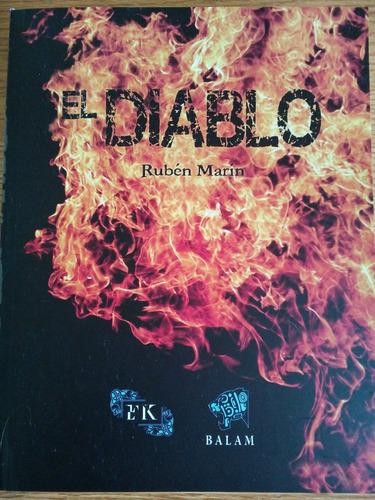 libro el diablo, autor ruben marin