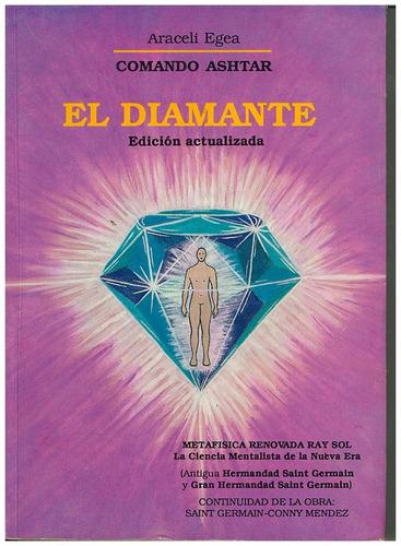 libro, el diamante de comando ashtar.