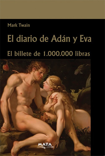 libro - el diario de adán y eva - mark twain