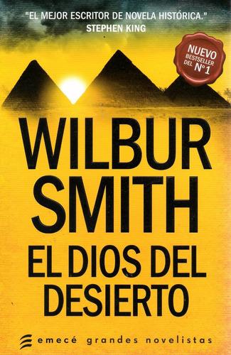 libro: el dios del desierto ( wilbur smith)