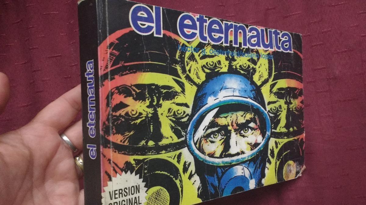 EL ETERNAUTA LIBRO EPUB
