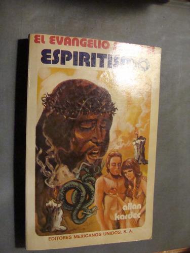 libro el evangelio del espiritismo , allan kardec  , año 197