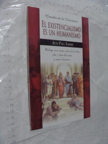 libro el existencialismo es un humanismo , jean paul saktre