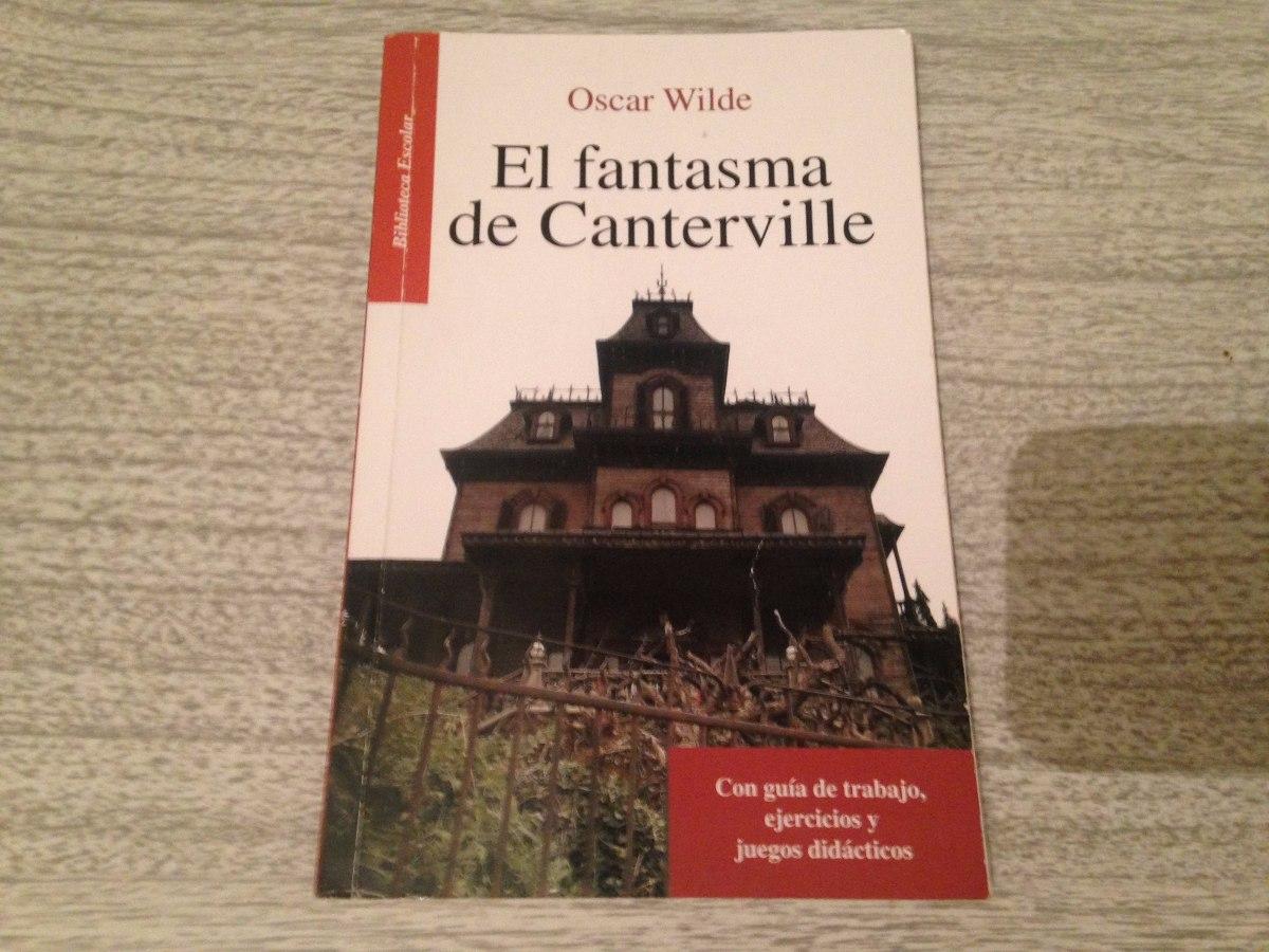 Libro El Fantasma De Canterville Oscar Wilde - $ 100.00 en