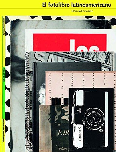 libro el fotolibro latinoamericano - nuevo