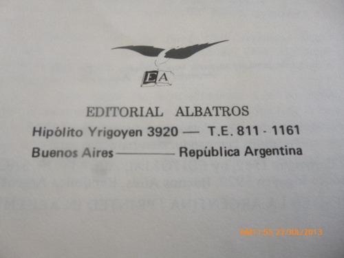libro el gran danes  r. taragana editorial albatros(91
