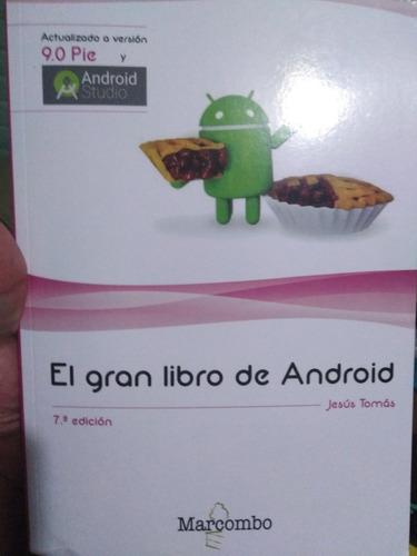 libro: el gran de android 7ª ed. (español)