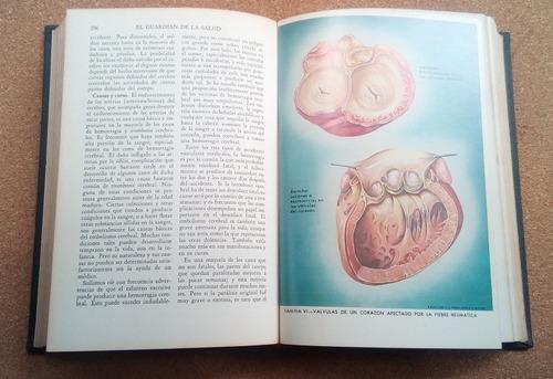 libro el guardián de la salud de 1953 enfermería y dedicina