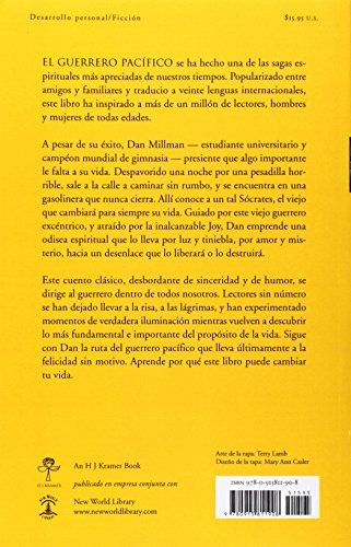 libro el guerrero pacifico/way of the peaceful warrior