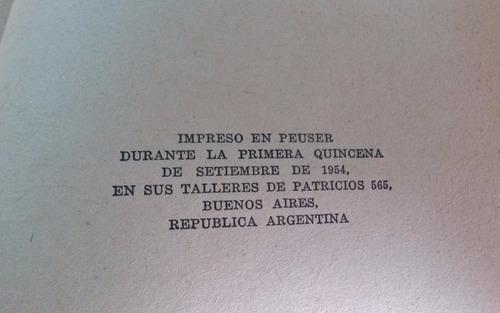 libro  el hermoso antonio  vitaliano brancati 1954