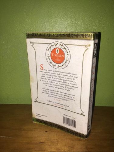 libro, el hobbit de j.r.r tolkien.
