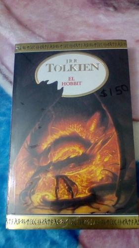 libro el hobbit jrr tolkien
