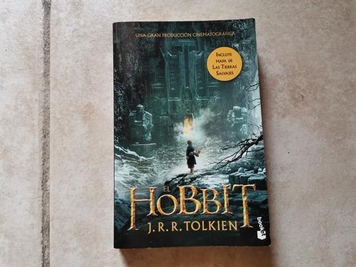 libro el hobbit j.r.r. tolkien