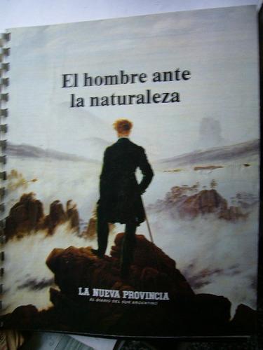 libro el hombre ante la naturaleza