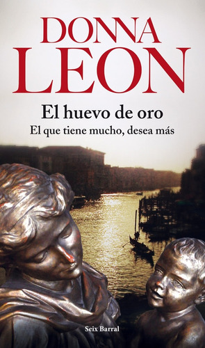 libro, el huevo de oro de donna leon