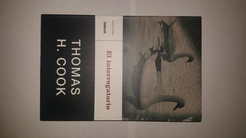 libro el interrogatorio original thomas h cook