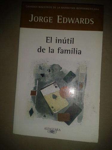 libro: el inutil de la familia