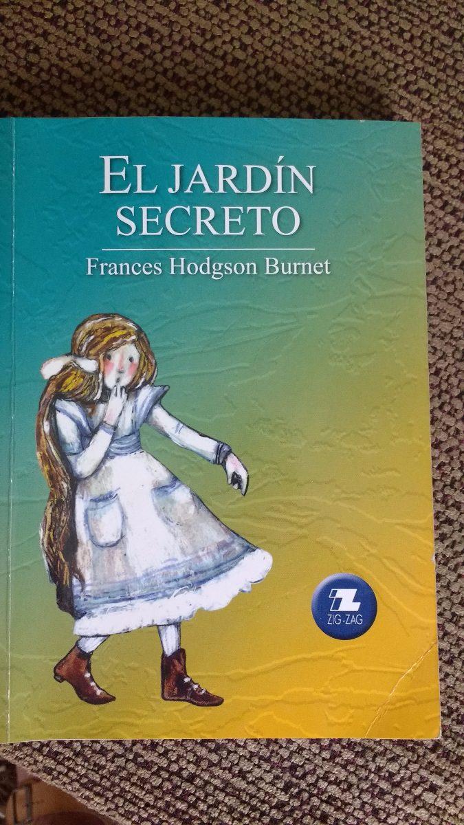 Libro El Jardin Secreto 3 000 En Mercado Libre