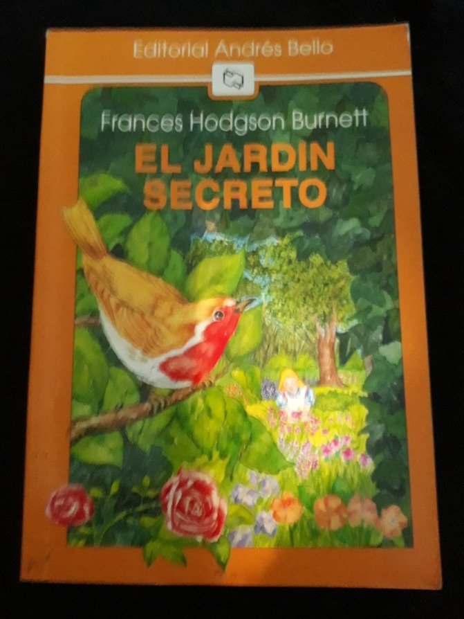 Libro El Jardin Secreto 250 00 En Mercado Libre