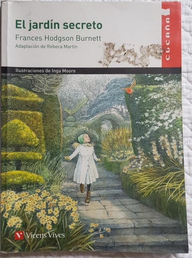 Libro El Jardin Secreto Frances Hodgson Vicens Vives S 20 00