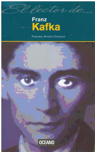libro, el lector de ... franz kafta de francesc miralles c.