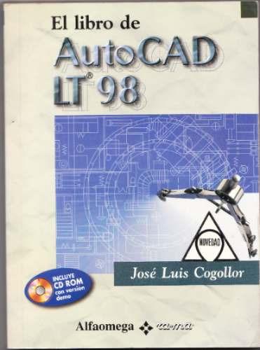 libro el libro de autocad lt 98