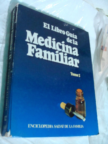 libro el libro de la medicina familiar tomo 2 , salvat ,  28