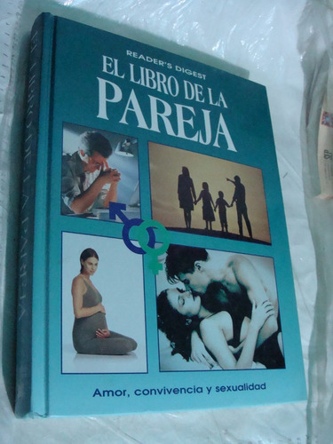 libro el libro de la pareja , readers digest ,  año 1998 , 3